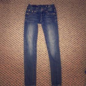 Size 25 MissMe jeans